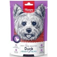Wanpy Dog утиная соломка 100 г