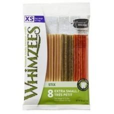 Whimzees Зубная палочка для собак XS 8 см 8 шт в блистере