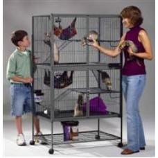 Midwest  Клетка для грызунов 91.5*63.5*160см.