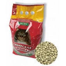 Сибирская кошка наполнитель впитывающий, Экстра
