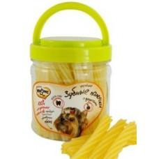 Мнямс лакомство для собак крученые зубные палочки с фруктами 340г