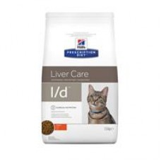Хиллс для кошек Prescription Diet™ Feline L/D сухой