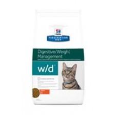 Хиллс для кошек Prescription Diet™ Feline W/D сух