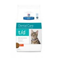 Хиллс для кошек Prescription Diet™ T/D™ сух