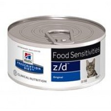 Хиллс для кошек Prescription Diet™ z/d™ конс156г