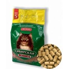 Сибирская кошка Наполнитель для кошачьего туалета Лесной