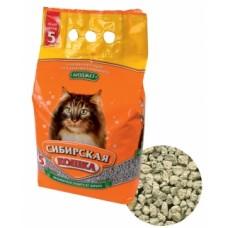 Сибирская кошка наполнитель впитывающий, Бюджет