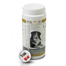 Полидекс Мультивитум+, для собак  уп. 300таб