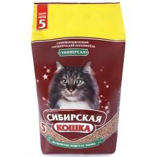 Сибирская кошка наполнитель впитывающий , Универсал
